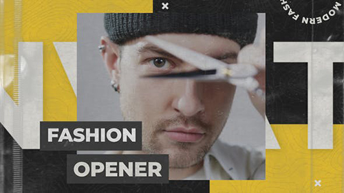 Modern Fashion Opener 31978283 - Project for After Effects (Videohive)