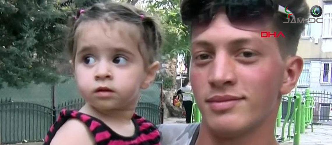 Мусульманский юноша спас ребенка