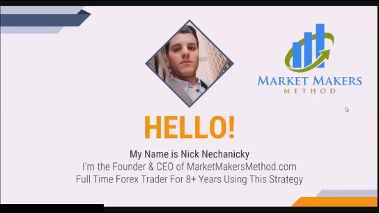 Teachable – Market Makers Method – Forex Trading Course