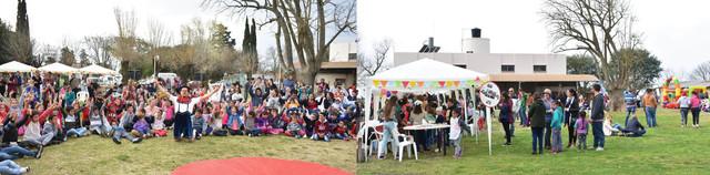 Regionales: FESTEJOS POR EL DÍA DE LA NIÑEZ EN GILBERT