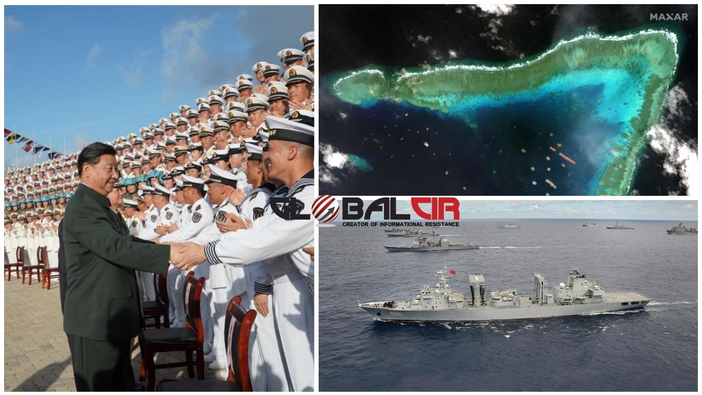 OGROMAN POTENCIJAL U NAFTI I PLINU?! Kina buši u Južnom kineskom moru, USA pojačava prisustvo!