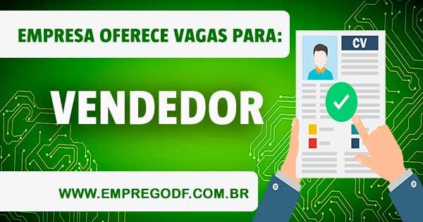 EMPREGO PARA VENDEDOR