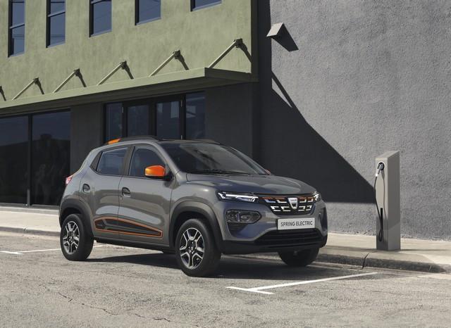 Nouvelle Dacia Spring Electric : La Révolution Électrique De Dacia 2020-Dacia-SPRING-1