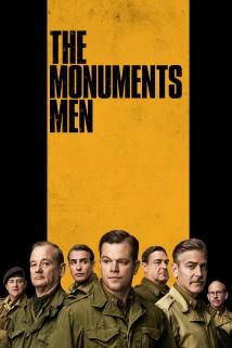 განძზე მონადირეები The Monuments Men