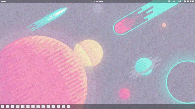 Manjaro GNOME: Баг с гномом