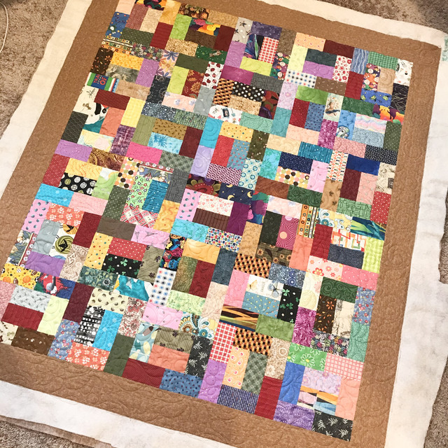Charity top quilted for friend.jpg