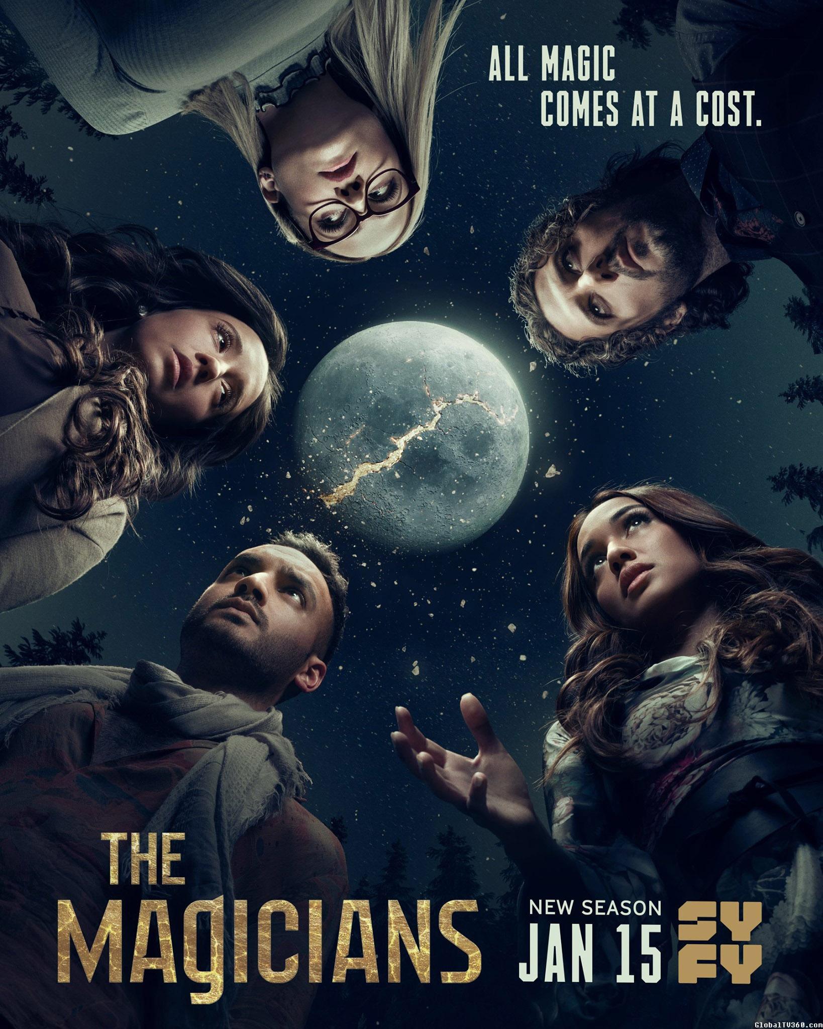 魔法学徒 The Magicians 完结季 第5季 官方海报及官方预告
