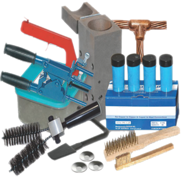 Exothermic Weld Kit