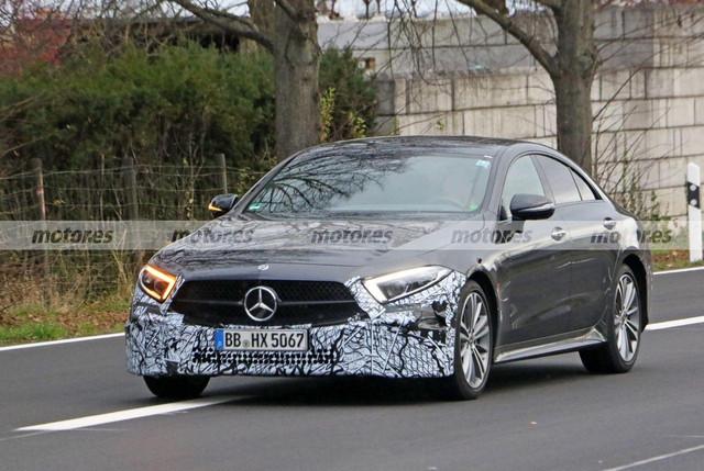 2018 - [Mercedes] CLS III  - Page 7 EBFA8-B65-22-DF-4304-9560-26-AE77-E375-FA