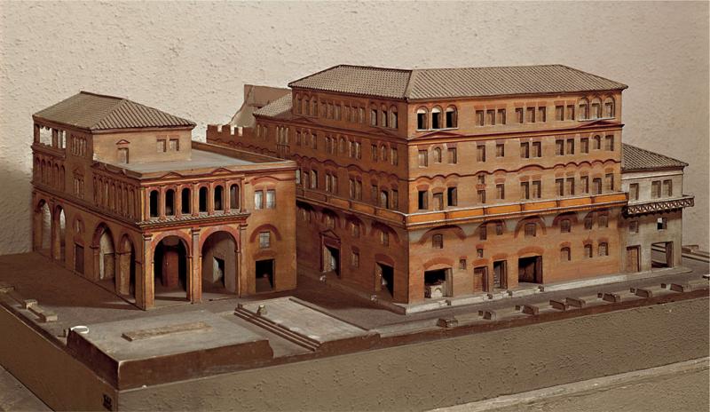 Семиэтажное жильё для сдачи поквартино в аренду римлянам? занимательные факты, факты