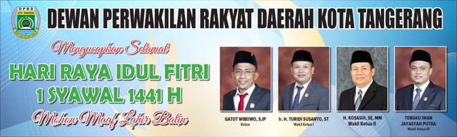 Idul-Fitri-DPRD-Kota-Tangerang