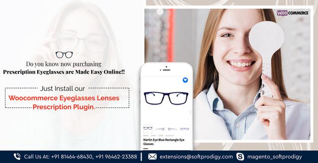 eyewear prescription plugins