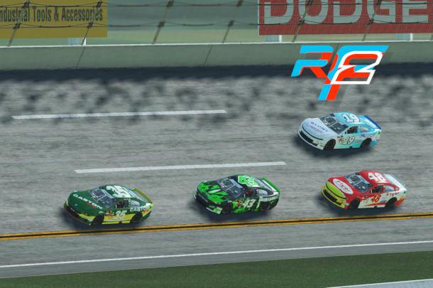 VRC NASCAR Xfinity - Round 1 - Talladega