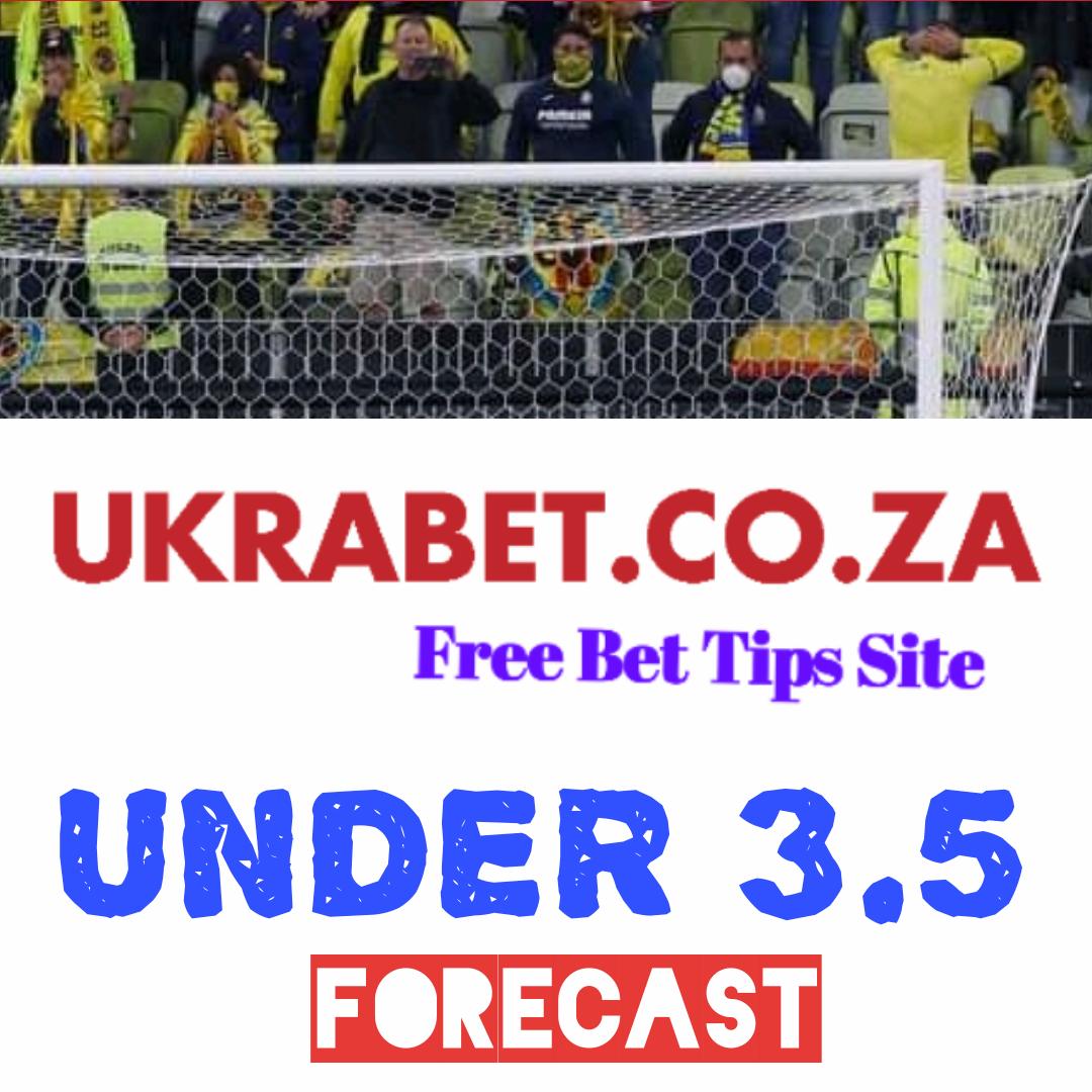 Under 3.5 Ukrabet