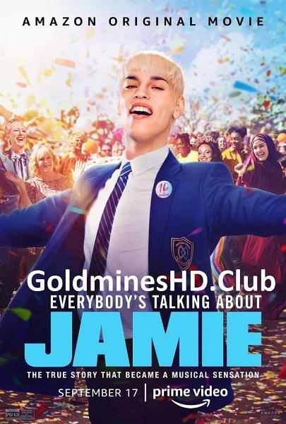 Everybody's Talking About Jamie 2021 AMZN WEB-DL
