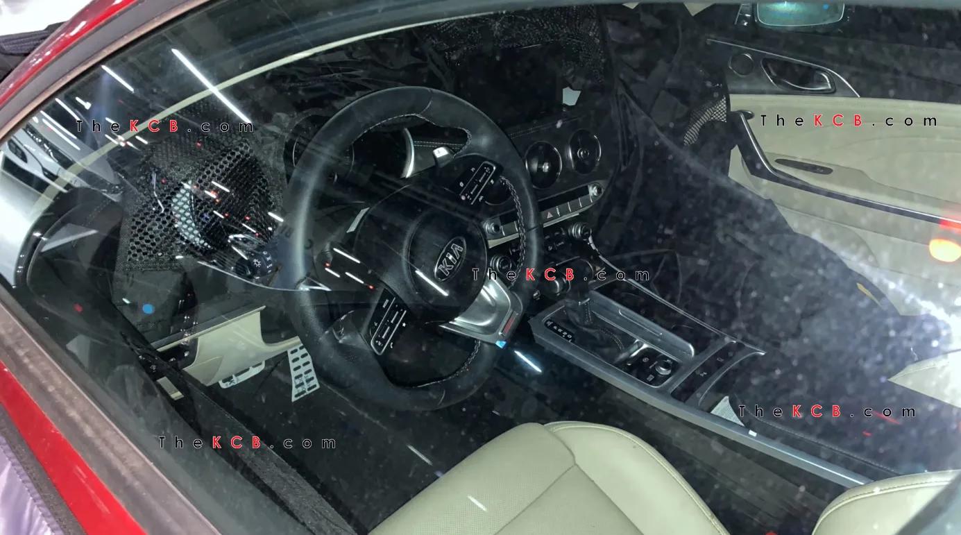Kia Stinger Facelift (2020) 4