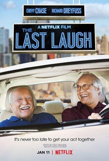 Kto się śmieje ostatni? / The Last Laugh (2019) PL.NF.WEB-DL.XviD-KiT | Lektor PL