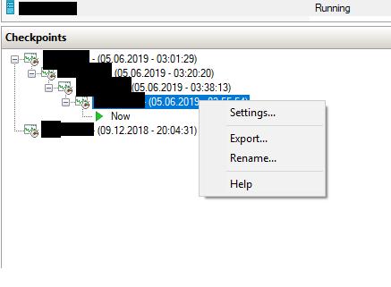 Hyper-VCheckpoint-Issue