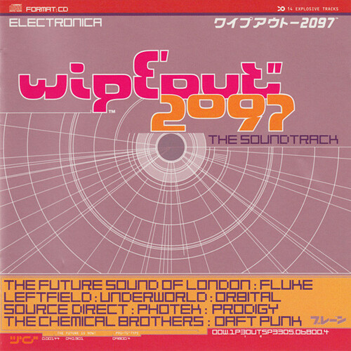 VA - Wipeout 2097: The Soundtrack 1996