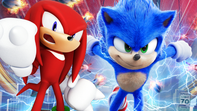 Sonic The Hedgehog Does Knuckles Make An Appearance In The Live Action Video Game Movie