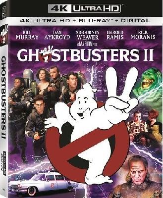 Ghostbusters II (1989) UHD 2160p HDR10 HEVC DTS ITA/ENG