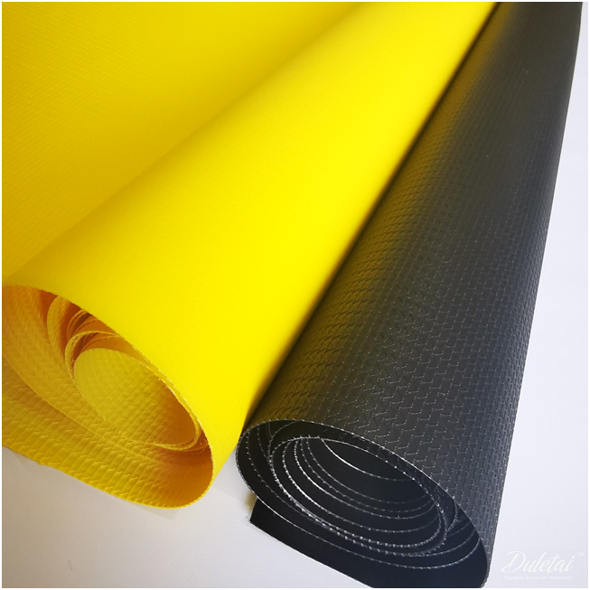 Haining Duletai New Material Co., Ltd Introduces PVC Coated Tarps for Ventilation Duct Applications
