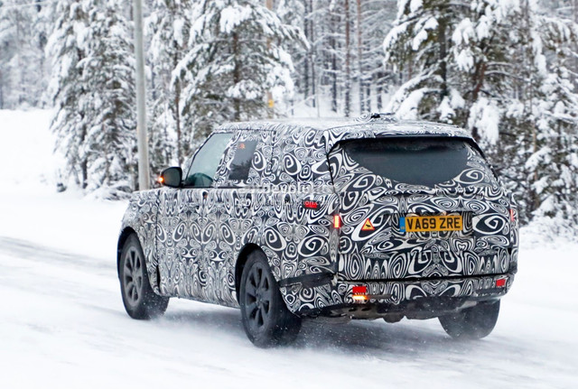 2021 - [Land Rover] Range Rover V - Page 2 84154532-EBAD-4-F12-B3-D0-9310-BFD25097