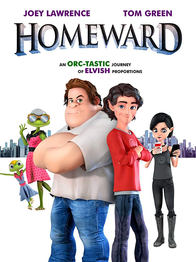Homeward 2020 English 480p BluRay 300MB Download