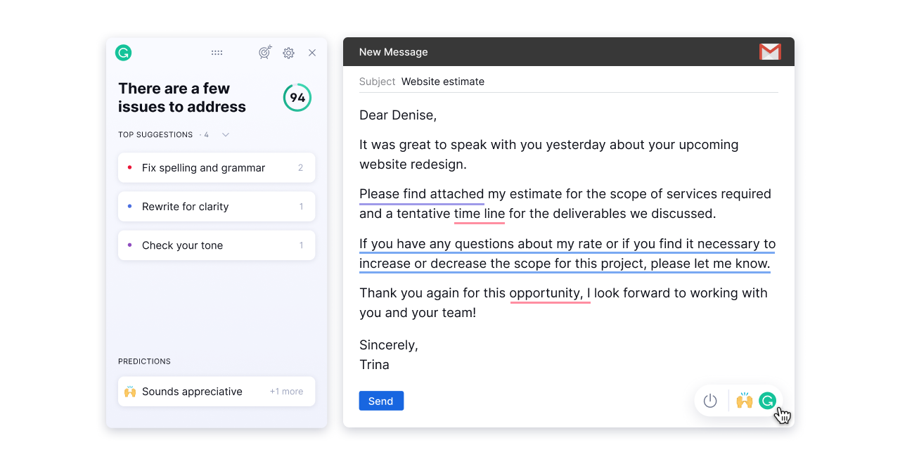 Browser-Extension-Gmail