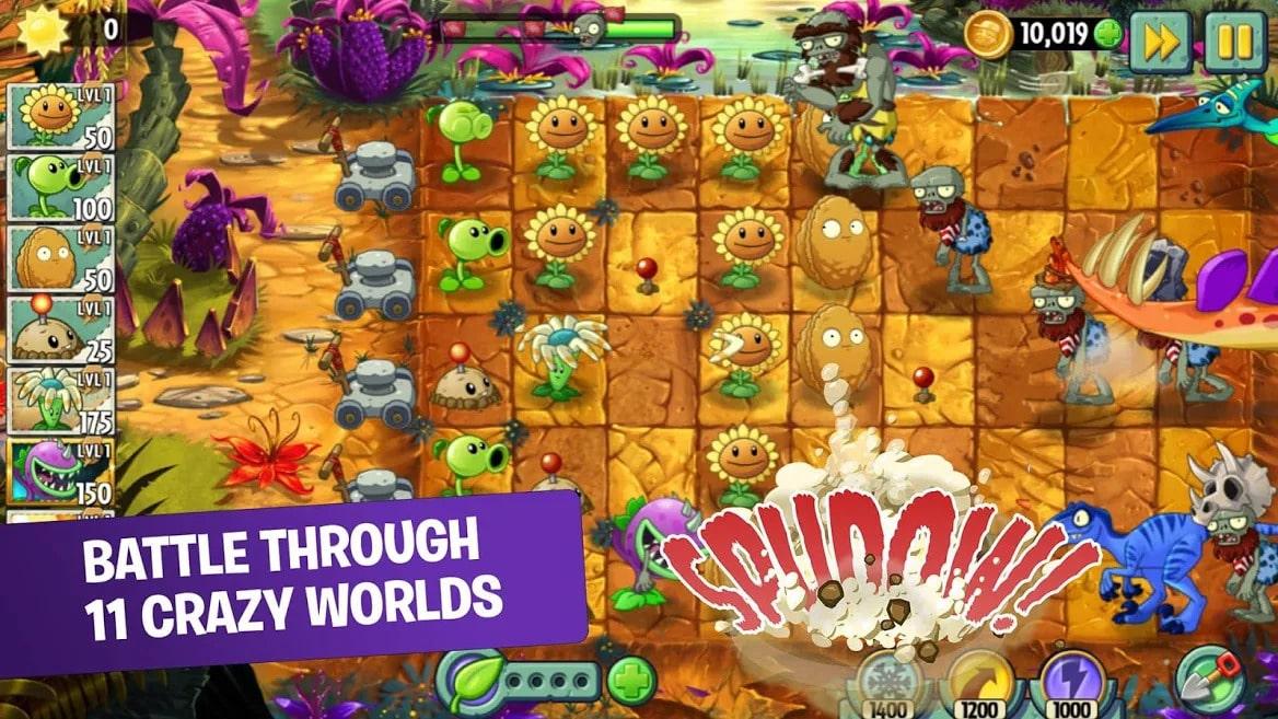 Plants vs Zombies™ 2 Free 1