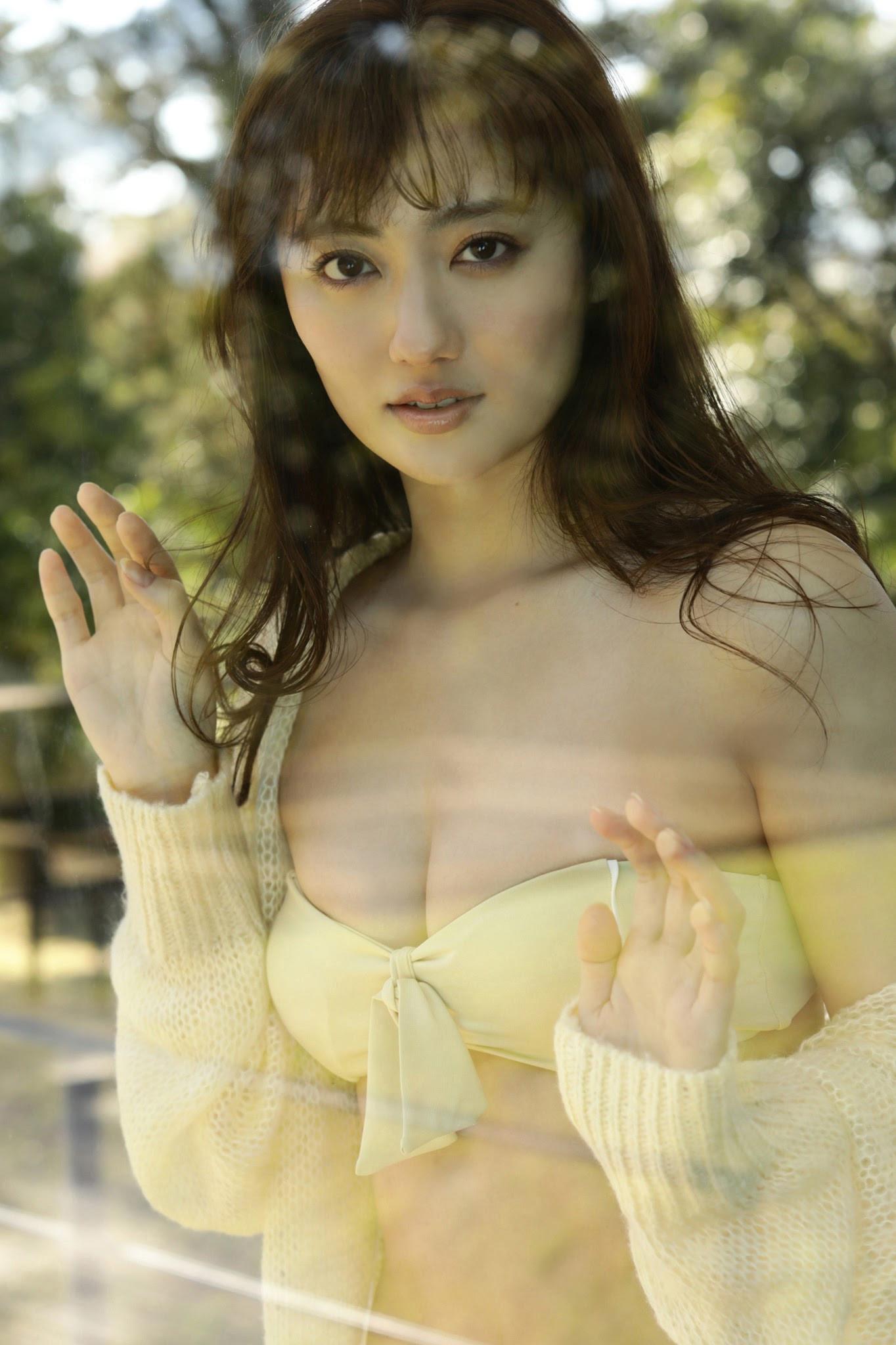 [Yanmaga Web] 奥山かずさ・ヤンマガアザーっす!024