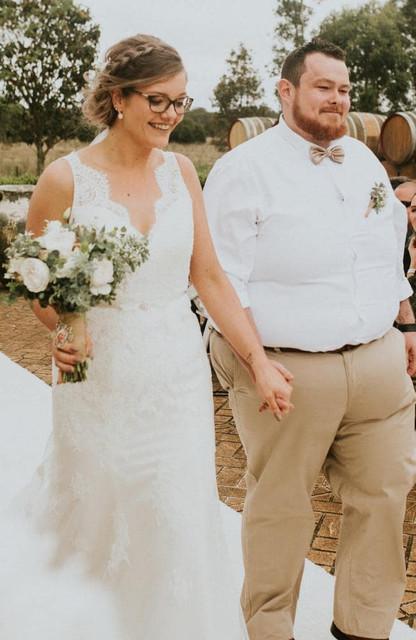 Breeana North casados