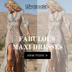 Fabulous Maxi Dress