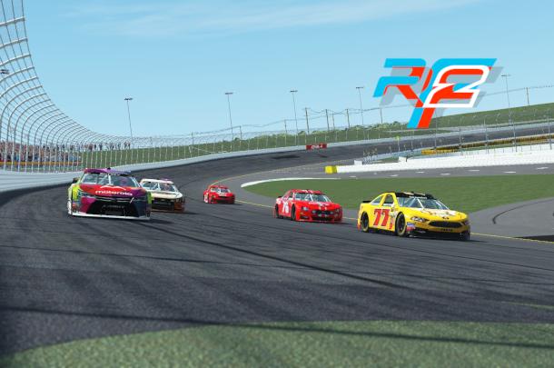 VRC NASCAR 2021 - Round 14 - Iowa