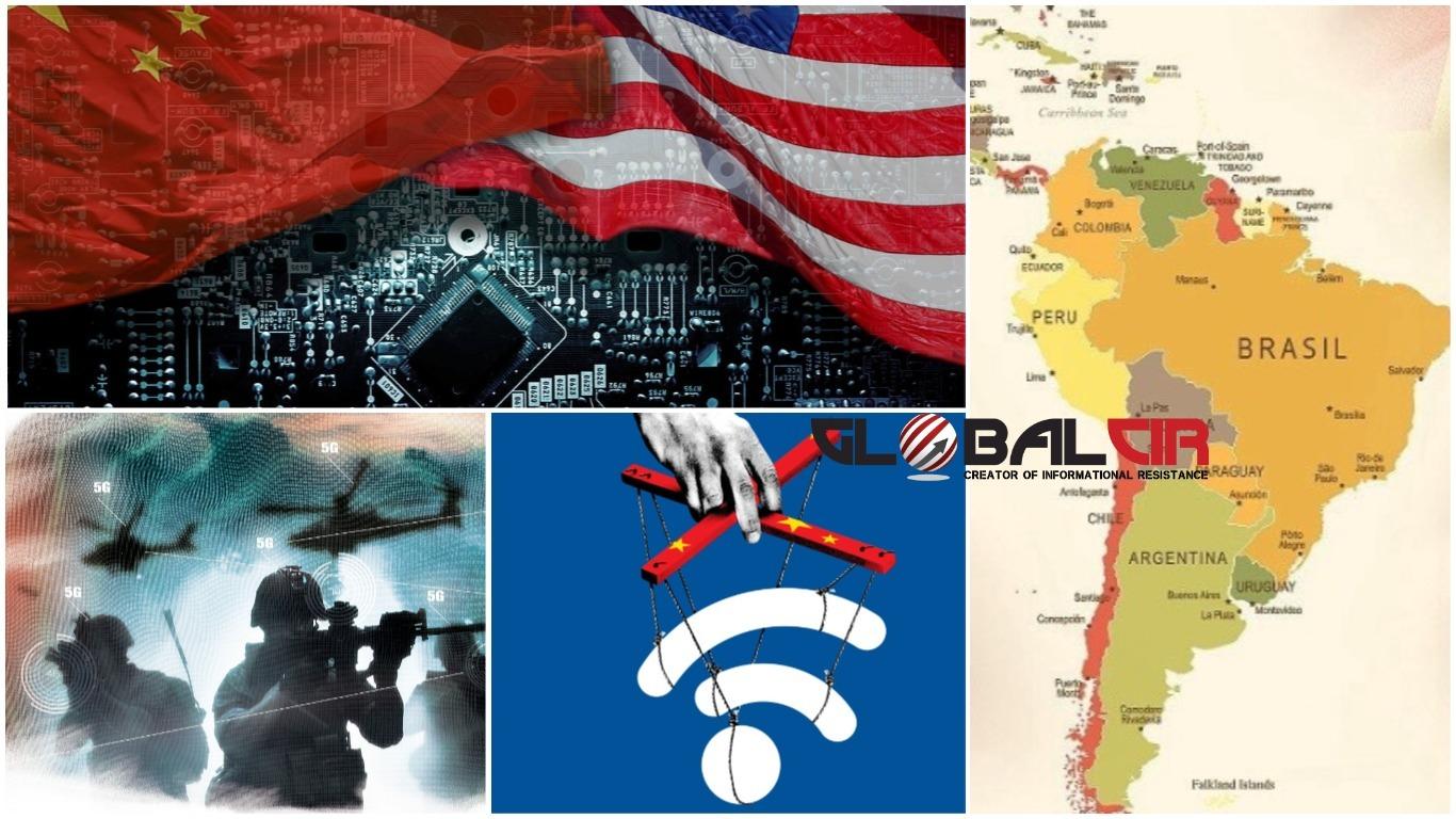 USKORO ĆE MORATI IZABRATI STRANU?! Latinoameričke države u središtu tehnološkog rata između USA i Kine!