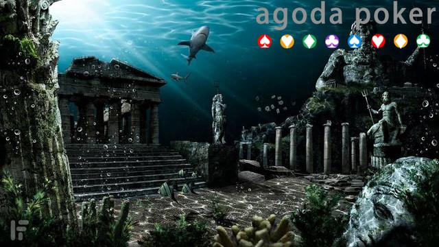 Misteri Kota Atlantis yang Hilang, Peneliti Simpulkan Ada di Indonesia