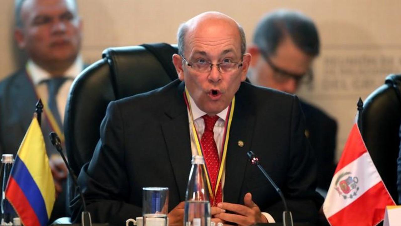 Perú cancelará visa de diplomáticos venezolanos en Lima: vicecanciller