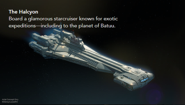 [Walt Disney World] Star Wars: Galactic Starcruiser (2021)  - Page 6 ZSG1