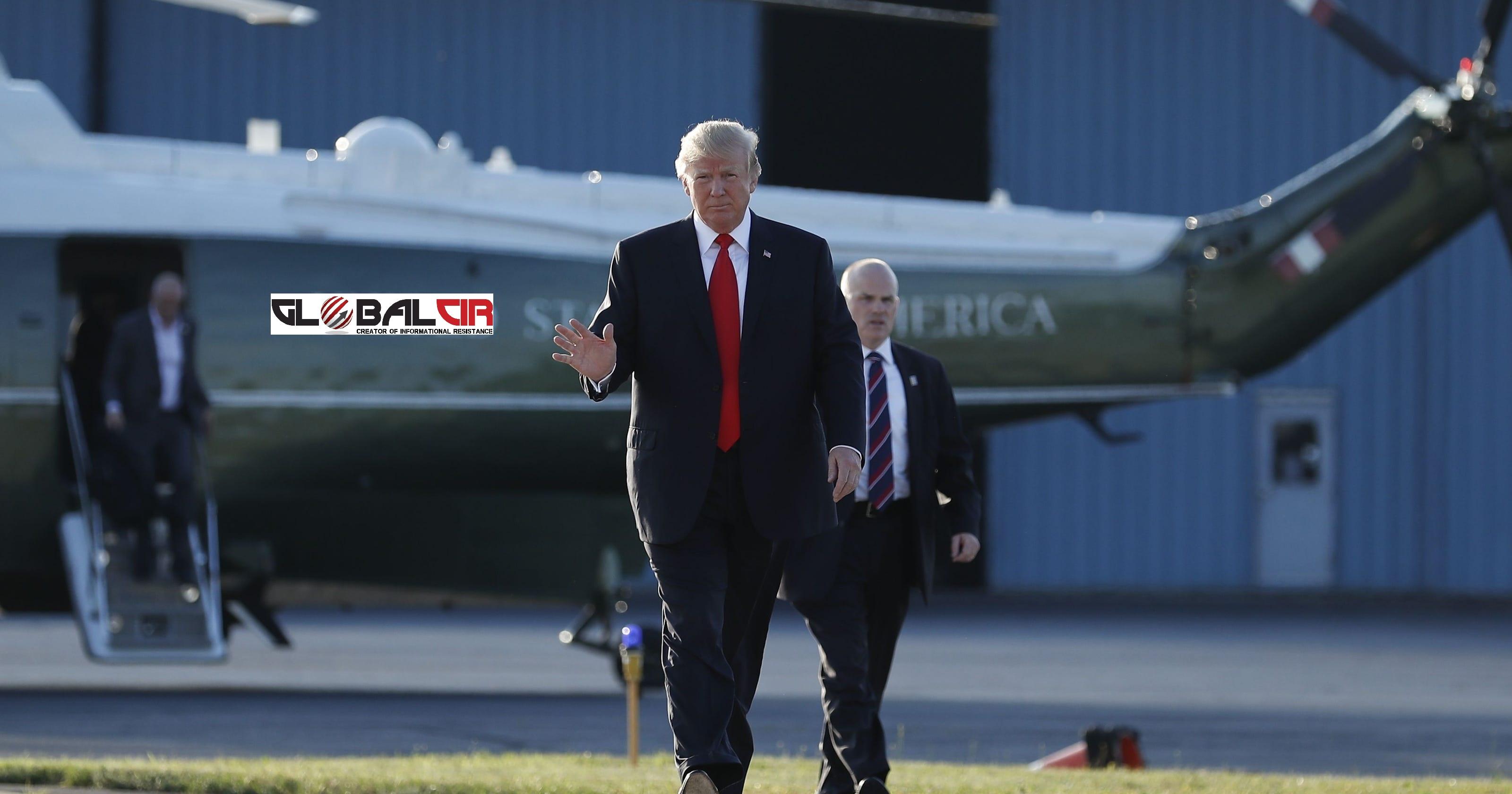 TO JE NAJKRVAVIJI PIJESAK NA SVIJETU! Predsjednik Tramp otvoreno: 'Najgora odluka koju je naša zemlja ikad donijela bila je otići na Bliski istok gdje su milioni ljudi ubijeni'