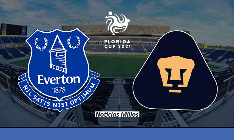 Everton vs Pumas