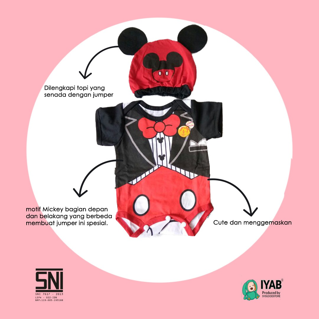 micky mouse iyab