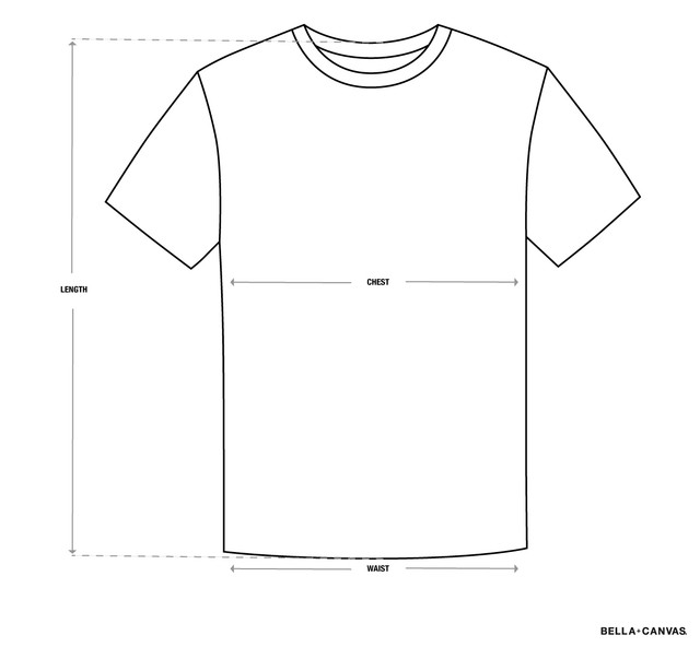 Size-Chart-Tee-Bella-and-Canvas