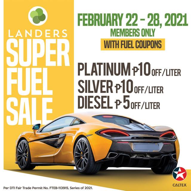Landers-Up-to-P10-L-discount-in-Landers-Super-Fuel-Sale-Photo