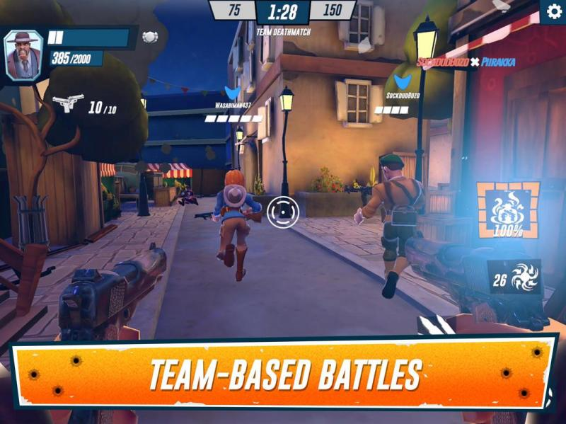 Heroes of Warland (MOD, Unlimited Bullets)