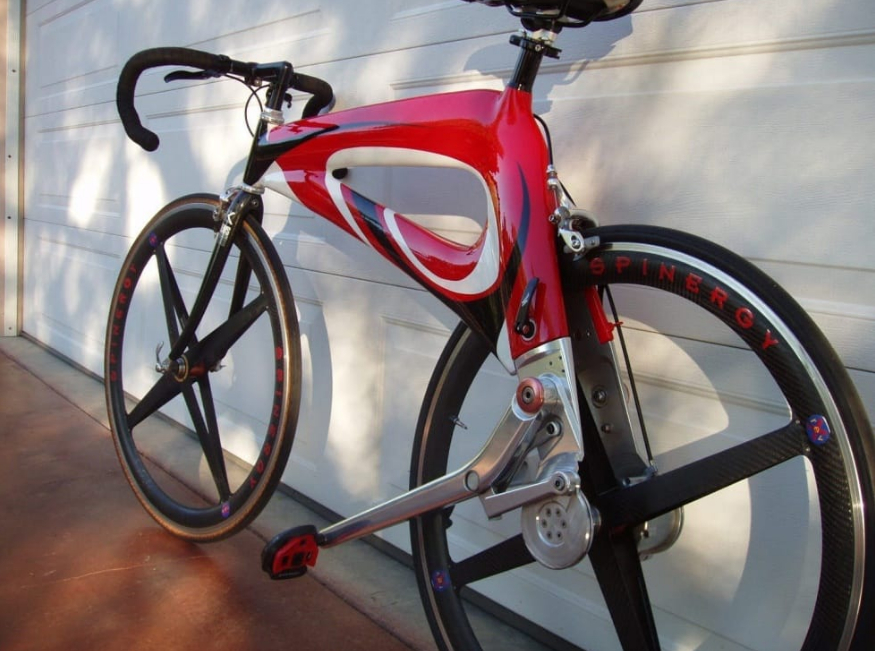 Nubike, più veloci con la bici senza catena.