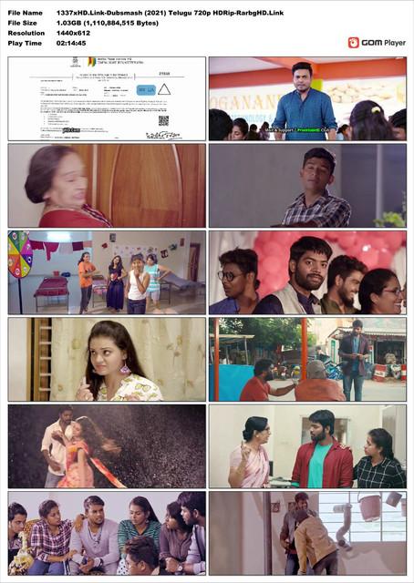 1337x-HD-Link-Dubsmash-2021-Telugu-720p-HDRip-Rarbg-HD-Link-Snapshot