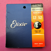 [VENDA] Encordoamento - encordamento Elixir Nanoweb para guitarra 1