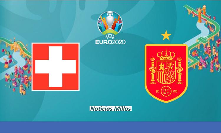 suiza españa euro2020
