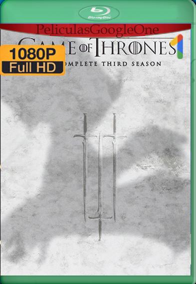 Game of Thrones [Temp. 3] [1080p HD] [Latino-Inglés] [GoogleDrive] – Wolf Levine