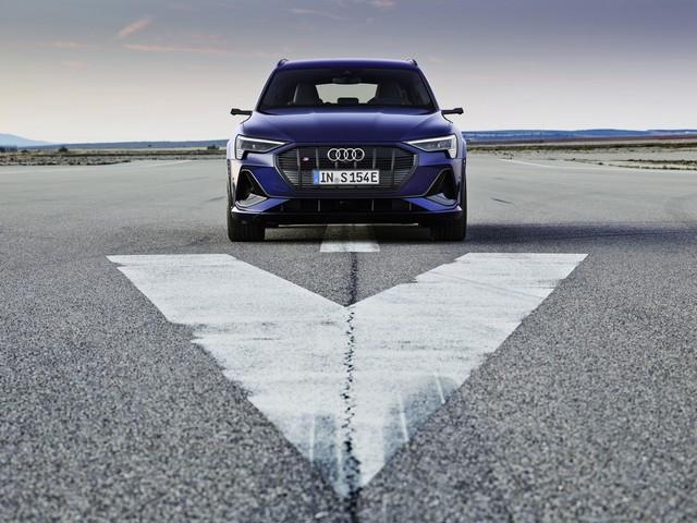 Audi termine l'année 2020 avec le meilleur trimestre de l'histoire de la société Audi-Resultatshistoriques